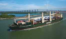 Rickmers-Linie and Bahri Liner sign space charter agreement