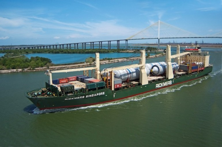 Rickmers-Linie taken over by Zeaborn Group