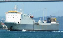 Ro-ro vessel goes down off Egyptian port of Safaga