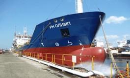 Rosneft orders 10 tankers at Zvezda