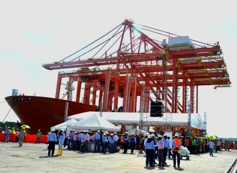 ICTSI, PSA inaugurate joint venture terminal in Colombia