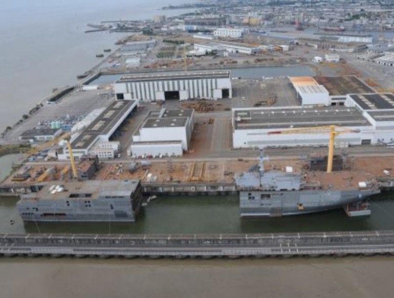 Fincantieri seals $88.6m deal for majority stake of STX France