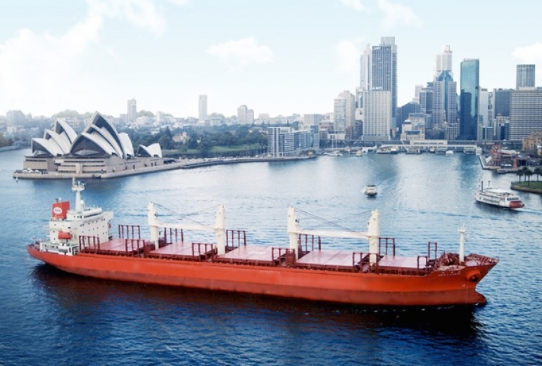Pan Ocean beats keen interest for Hanjin kamsarmax pair