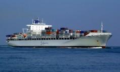 Safmarine Meru towed into port after collision, fire extinguished