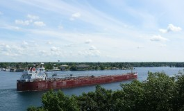 Grounded bulker refloated and moved, traffic resumes on St Lawrence Seaway