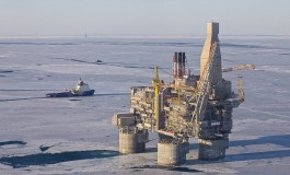 Gazprom to use its own rigs in the Sea of Okhotsk