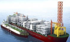 Eni ready to sign FLNG order for Mozambique with Samsung
