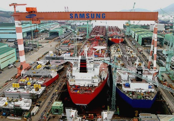 Samsung Heavy ordered to produce restructuring plan