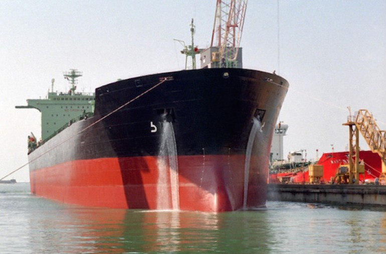 Scorpio Bulkers closes in on resale kamsarmax from Yangzijiang