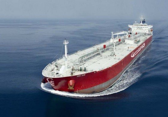 Scorpio Tankers acquires two product tanker newbuilds