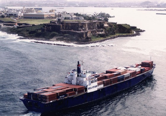 Sea Star Line adds third new barge to Puerto Rico service