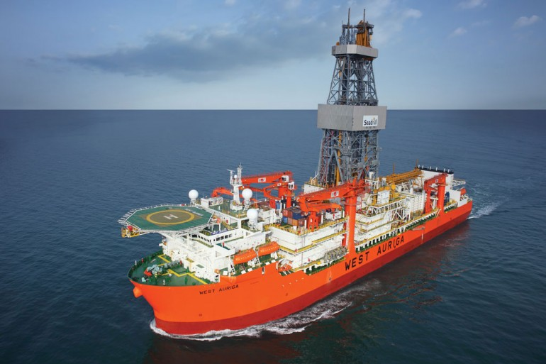 Seadrill set to file for chapter 11 today