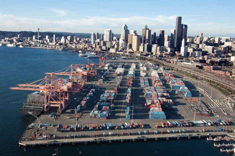 MSC's Seattle port deal questioned