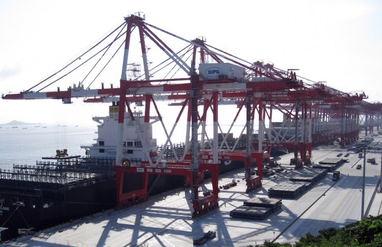 SIPG seeks to develop Yangshan into free trade port