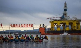 'Kayaktivists' plan national protest against Shell drilling in Arctic