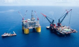 Shell platform in Gulf of Mexico shut down after fire, two workers injured