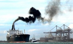 Shipping failing to meet emission reductions targets: IEA