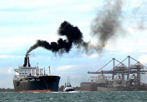 Fit engine scrubbers to save 60,000 lives a year, say researchers