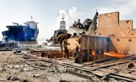 Four European banks take ship recycling stance