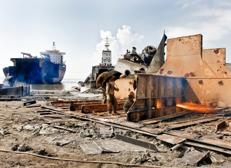 ICS and ECSA reject proposed EU ship recycling licences