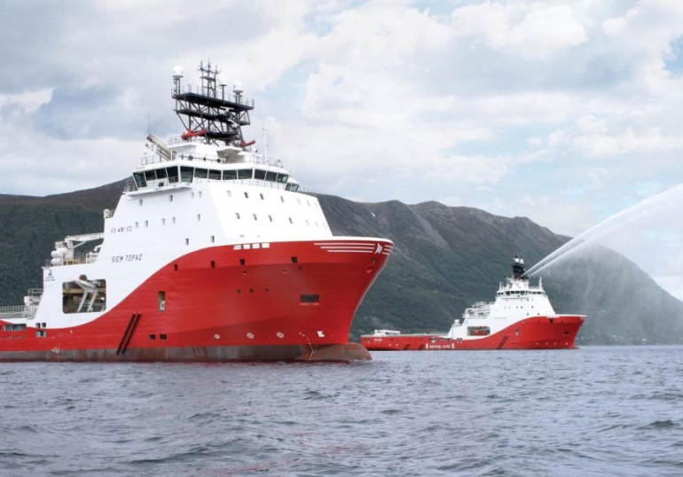 Siem Offshore wins series of new contracts