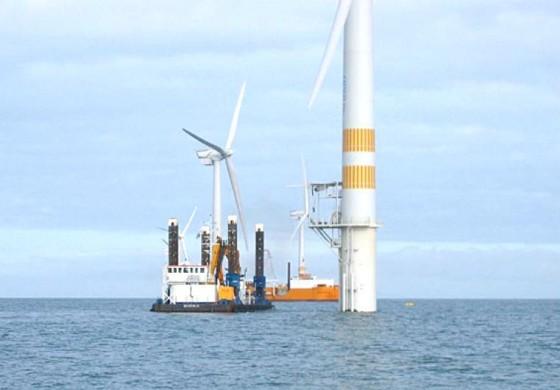 DeepOcean wins offshore wind installation contract