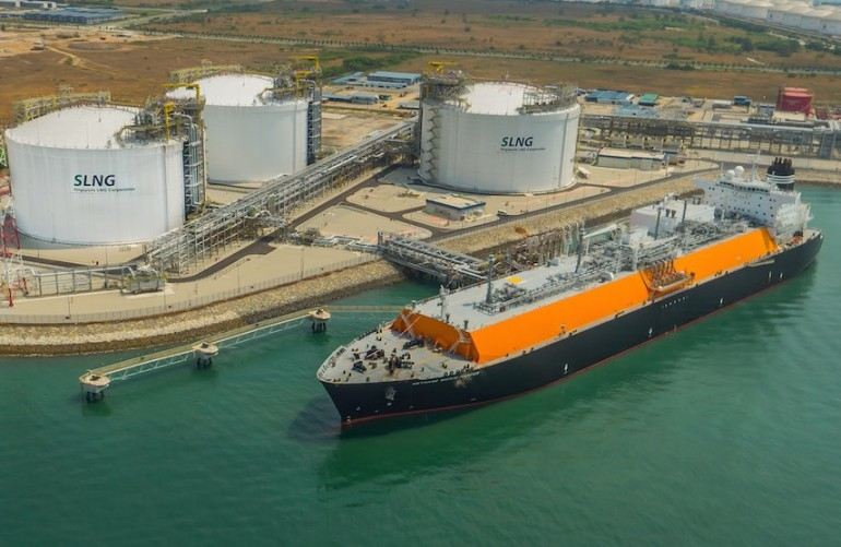 Baltic Exchange introducing LNG and container indices