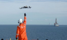 Drones deployed to inspect Eni rigs