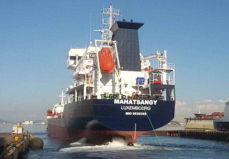 Socatra in for two plus two MR tankers