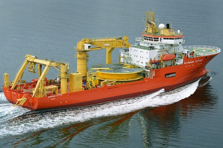 Solstad Offshore secures CSV contract from Saipem