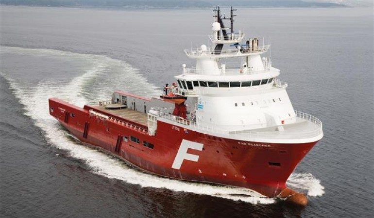 Solstad Farstad PSVs find work with Statoil in Brazil