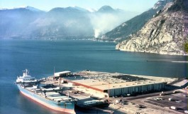 No long-term negative effects from Squamish dock fire, says report