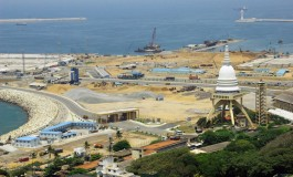 Fresh trouble for stalled Colombo Port City project