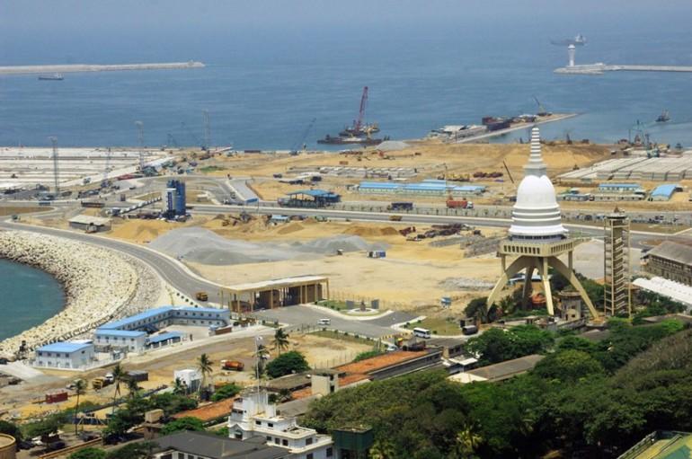 Sri Lanka clears China Merchants port deal
