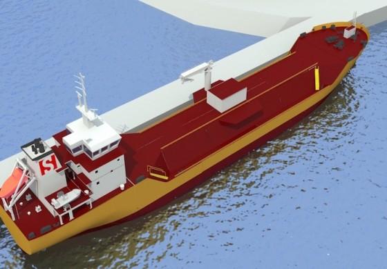 Stolt-Nielsen orders LNG carrier pair at Keppel Singmarine