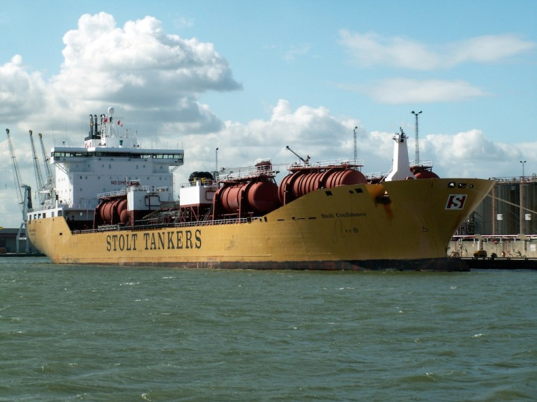 No uptick for chemical tankers for at least 12 months: Stolt-Nielsen