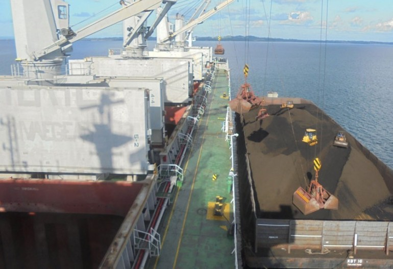 Akij secures supramax from New Vision