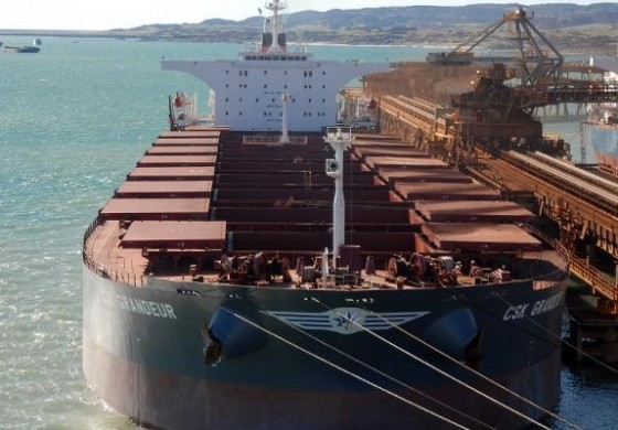 Huge reduction in dry bulk vessels ordered in 2015 to date