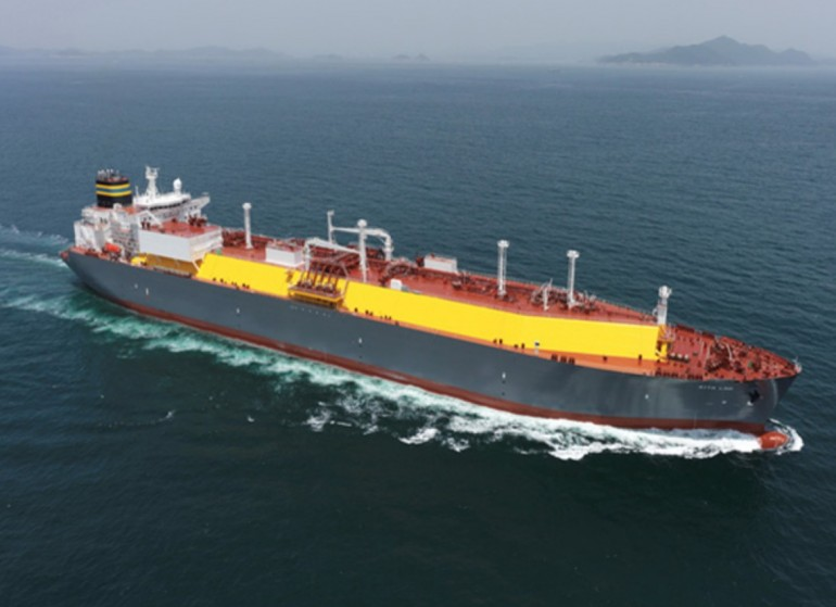 TMS Cardiff orders LNG carrier at HHI for long-term Total charter