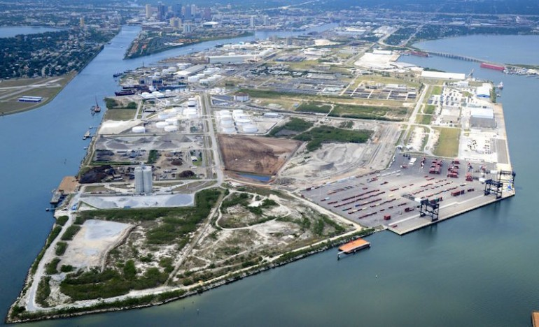 Port Tampa Bay green lights plan for $60m expansion of Big Bend Channel