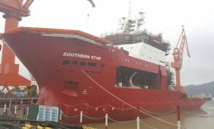 Tasik Subsea star is born with new vessel launch