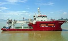 Tasik Subsea newbuild DSV commences extended charter with Fugro