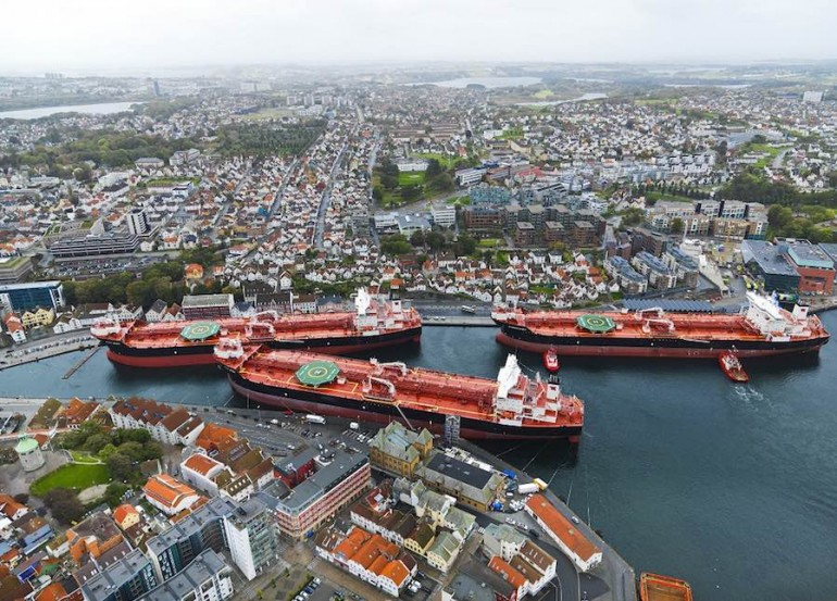 Teekay Offshore takes options on shuttle tanker pair