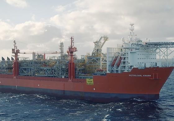 Knarr field produces first oil for BG Group