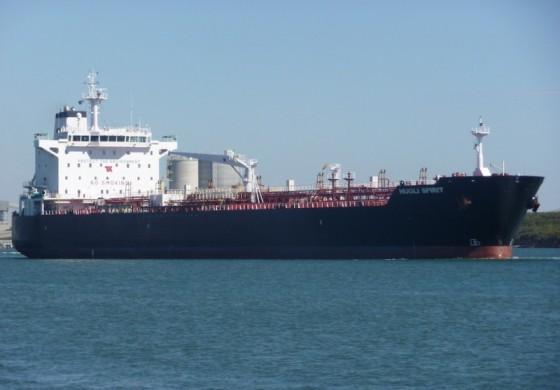 Crew onboard Teekay tanker in Australia refuse to sail vessel in protest