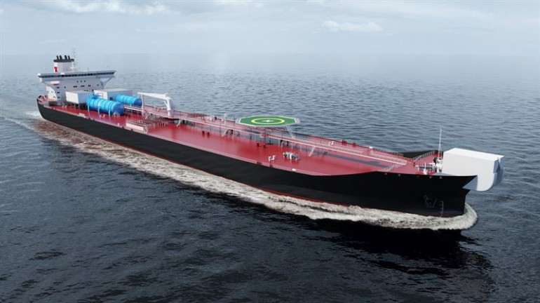Teekay signs up for four groundbreaking shuttle tankers