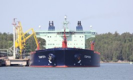 Perenco purchases revolutionary tanker