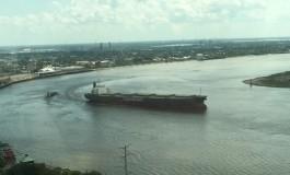 Oldendorff converts bulker into transloader