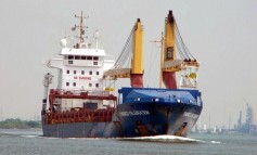 Rough seas off Newfoundland prevent towing of Thorco Crown