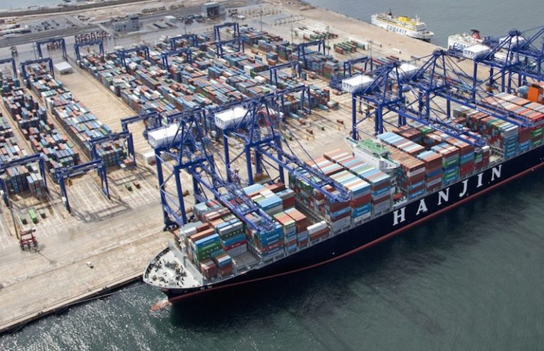 HMM firms up Algeciras bid